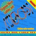 SIGMA BOX CABLES SET