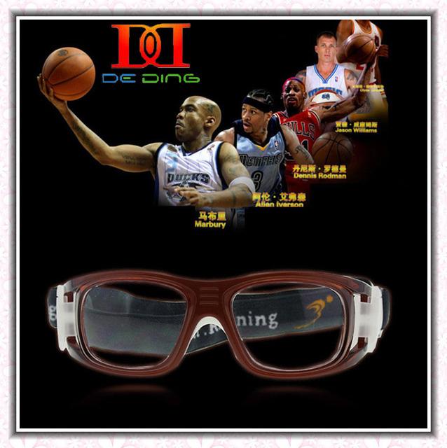 Ман спортивный очки óculos де Basquete Profissional мальчиков де-лос-депортес Gafas на открытом воздухе баскетбол футбол спорта очки DD0234
