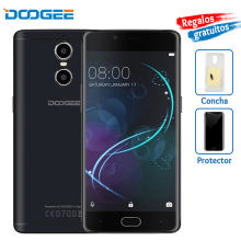 Doogee Shoot 1 Dual Rear Camera Fingerprint Mobile Phone 5.5 Inch FHD MTK6737T Quad Core Android 6.0 2GB+16GB 13MP Camera 4G LTE