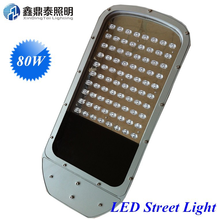 New 80W led street lights 80W led IP65 Epistar 130LM/W LED led street light road lamps 2 year warranty 10 pcs/lot