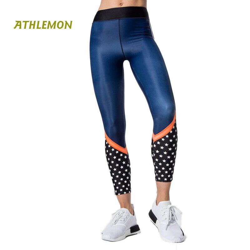 Women Leggings Sport Fitness Patchwork Full Length Lulu Plus Size Lemon Running Pants Tights Gym Yoga Pants Women Elastic