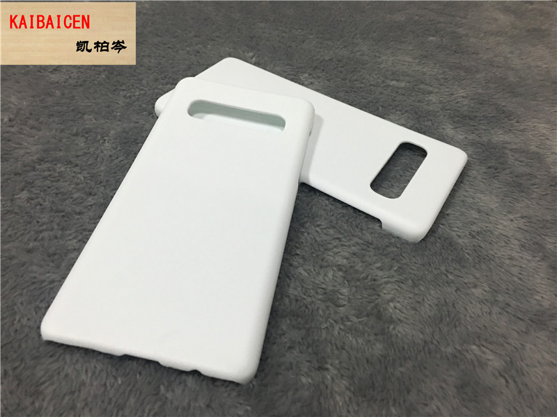 02f8510cb DHL Freeshipping For Samsung S10 S10 Plus S10 Lite 3D Sublimation Cell  Phone Cover Case-in Half-wrapped Case from Cellphones & Telecommunications  on ...
