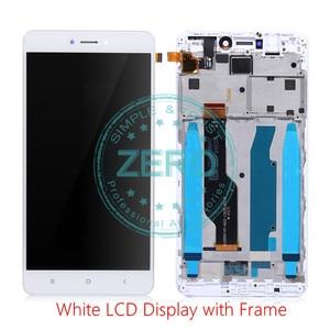 Image 3 - اختبار شاشة LCD + الإطار ل شاومي Redmi نوت 4 النسخة العالمية شاشة تعمل باللمس LCD محول الأرقام Redmi نوت 4 أنف العجل 625 أجزاء