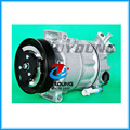 PXE16 SD1603 1603F 1603P компрессор автомобильного кондиционера для Opel Insignia Saab 9-5 13232305 13262836 P13232305 P13262836