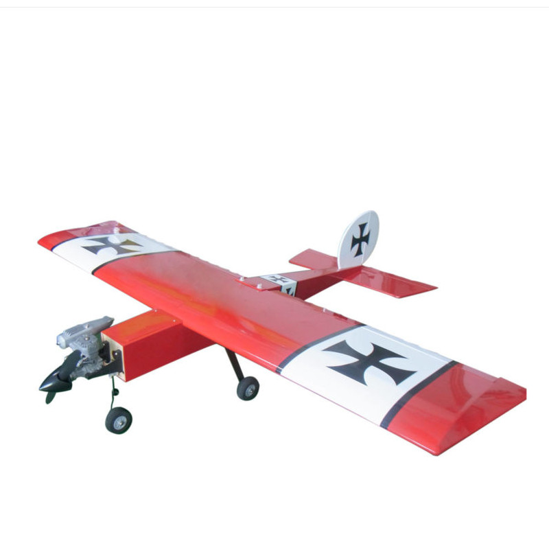 F070 STIK 46 1485mm 58inch wing span 4CH 5 Servo EP Wooden RC Airplane Model Aircraft image