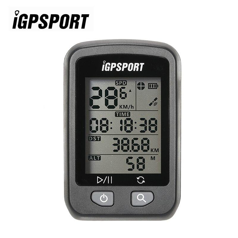 IGPSPORT iGS20E Smart Wasserdicht IPX6 GPS Fahrradcomputer MTB Rennrad Computer Sport Speedometer Mileometer für Radfahrer