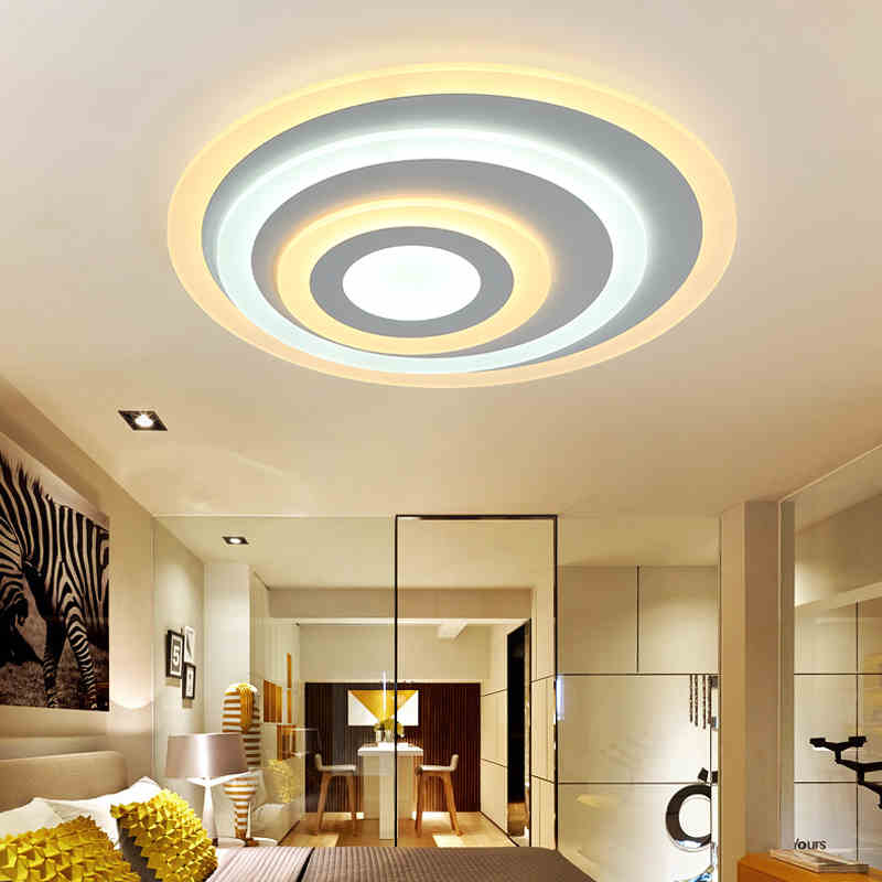 Remote Control Modern LED Ceiling Lights Brightness Dimmable Color Temperature Adjustable Ceiling Lamp for Bedroom Luminaria led ceiling lights 24w 220v diamond lighting modern led panel lamp with remote controller brightness color temperature dimmable