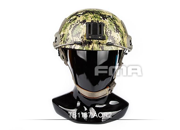 ФОТО FMA ACH Base Jump Helmet AOR2(L/XL) TB1187-AOR2 Free Shipping