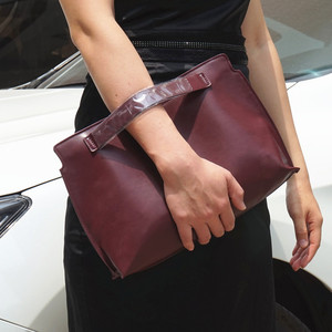 Women Clutches PU leather wome