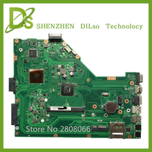 SHUOHU X55A   For ASUS X55U X55A Integrated  Laptop motherboard  mainboard 100% tested freeshipping