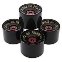 High Quality 4pcs Set Cruiser Skateboard Wheels 70 X 51mm Durable PU Wheels Longboard Cruiser Wheels