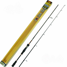 Spinning Lure Rod 1.83/1.97/2.1m Hard Carbon 2 Sections Lure Fishing Rod