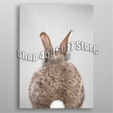 Rabbit Tail 5d Diy Diamond Painting Cross Stitch Animals Diamond Embroidery Full Square Diamond Mosaic Rhinestone Gifts Picture deasin 2018 original woodpecker dental led light ultrasonic piezo scaler handpiece fit for dte satelec scaling tips hd 7l