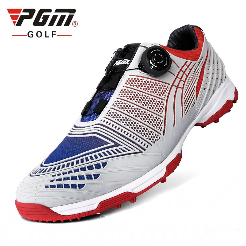 Pgm Golf Shoes Men Sports Shoes Male Golf Shoes Waterproof Knobs Buckle Shoelace Breathable Anti slip Men Training Sneakers-in GPgm Golf Shoes Men Sports Shoes Male Golf Shoes Waterproof Knobs Buckle Shoelace Breathable Anti slip Men Training Sneakers-in G