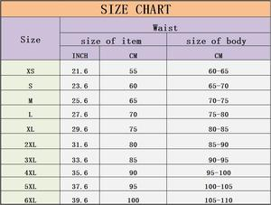 Image 5 - High Compression Latex Waist Trainer Belt Women Body Shaper Corset Zipper Waist Cincher Slim Waist Shaper Girdle modeling strap
