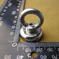 Hot sale !! Super N52 25x30mm Neodymium Iron Boron Magnet With Circular Rings For Salvage Wholesale Price Lowest Price