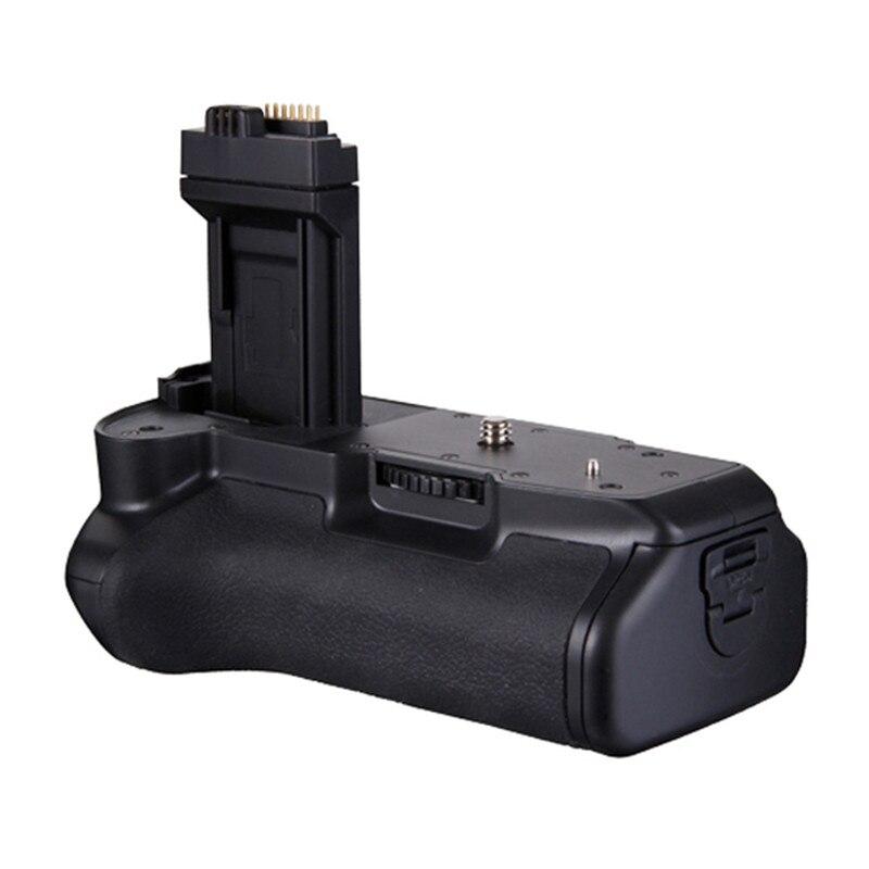 Про Вертикальный Универсальным Батарейным Ручка Держатель Обновления как BG-E5 LP-E5 для Canon EOS 450D 500D 1000D Rebel XS/XSi/T1i <font><b>DSLR</b></font> Камеры