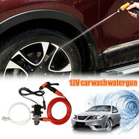 130PSI High Pressure Pump Portable Nozzle Car Washer Pump for Kit Tool Electric Washing Machine for Power Pump Water