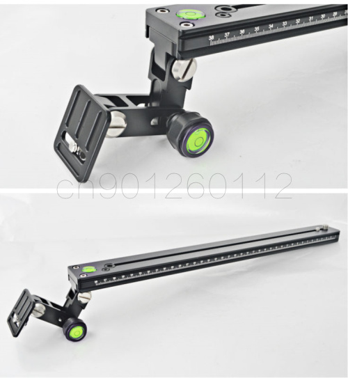 400mm Long Quick Release Plate Lens Bracket Kit for Camera Bird Watching Lengthened Quick Release Plate Long Nodal Slide Rail400mm Long Quick Release Plate Lens Bracket Kit for Camera Bird Watching Lengthened Quick Release Plate Long Nodal Slide Rail