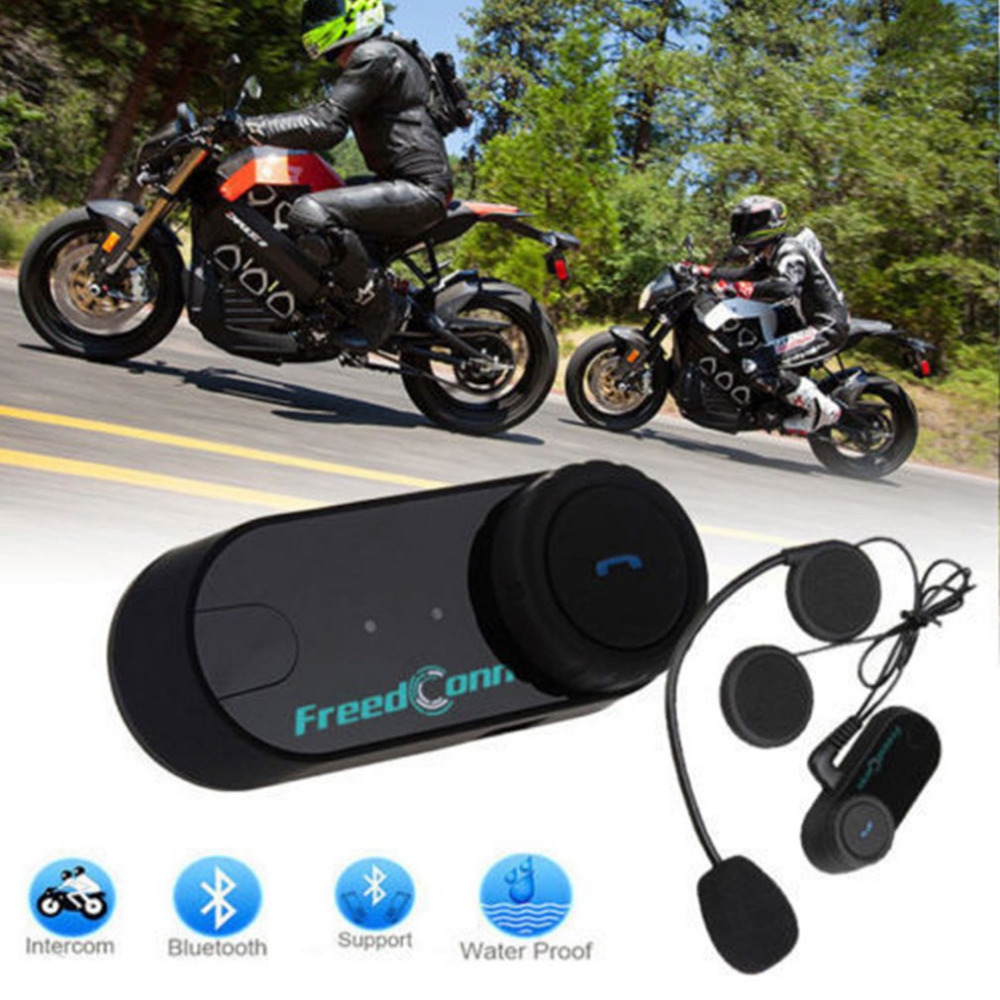 VB Motocycle Helmet Headset 800M Range Bluetooth Interphone Motorcycle Intercom with FM Radio with Extra Clip кольцо коюз топаз кольцо т142019037
