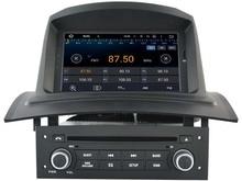 7.1.1 androide 2 GB de coches reproductor de DVD para Renault Megane II Fluence 2002-2008 gps radio audio estéreo unidades centrales multimedia