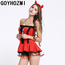 Women Baby Dolls Sexy lingerie Halloween Christmas Lingerie Sexy Uniform Cosplay Clothes Sex Products Underwear Sex Toy