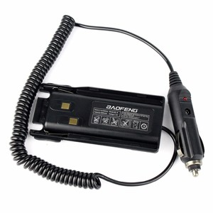 Image 5 - Eliminator UV 82 walkie talkie batterie fall UV 82 Batterie Eliminator Auto Ladegerät Für Pofung UV 89 UV 82 baofeng uv 82hx Accesso