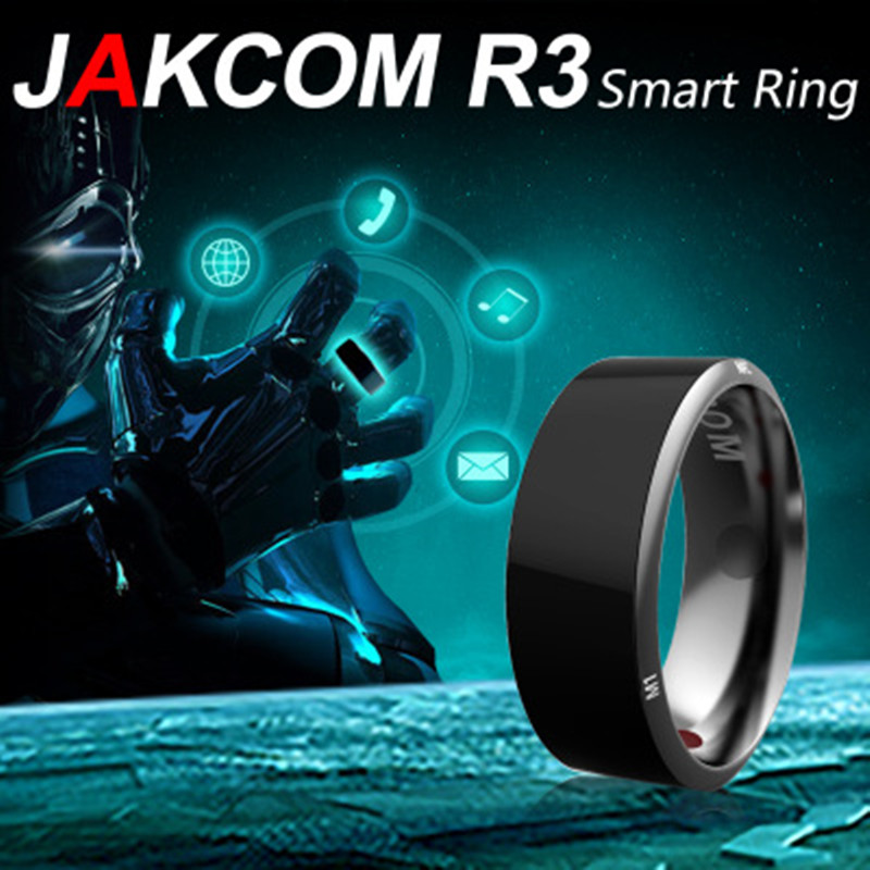 Smart Ring Jakcom R3  R3F Wearable Devices Magic Finger NFC Ring Smart Electronics With IC / ID / NFC Card For NFC Mobile Phone