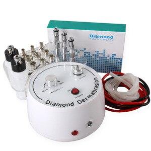 Image 5 - 3 in 1 Diamond Microdermabrasion Dermabrasion Machine Water Spray Exfoliation Beauty Machine Removal Wrinkle Facial Peeling SPA