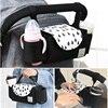 Fashion Baby Stroller Organizer Baby Prams Carriage Bottle Bag For Mom Diaper Bag Mummy Nappy Storage