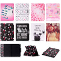For Apple iPad 2 3 4 9.7'' Case Cute Dog Love Skull Pattern PU Leather Filp Protector Back Cover For iPad2 iPad3 iPad4 Coque