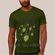 Hop Bomber Beer men's t-shirt