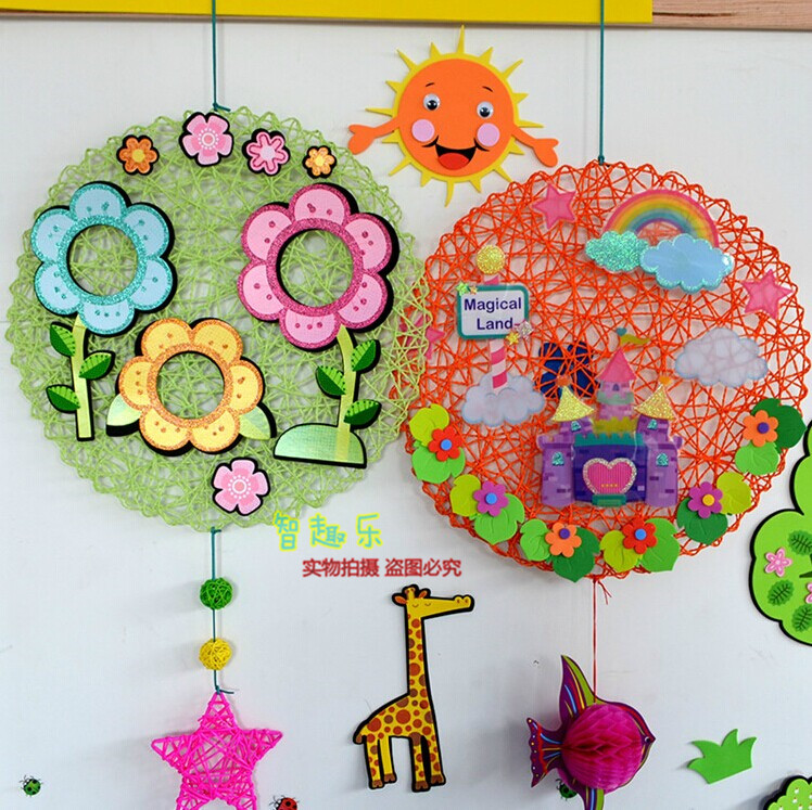 Classroom Wall Decoration Diy : Classroom materials promotion shop for promotional