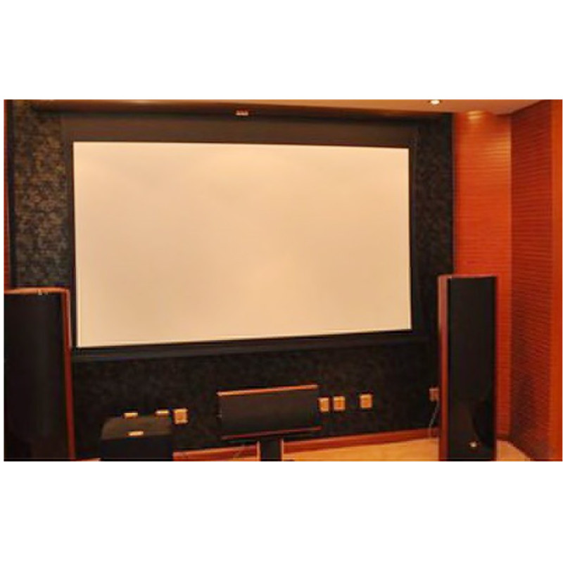 Foldable 16:9 HD Display 84inch Projector Screen Polyester Projection Curtain Home Cinema Outdoor Courtyards
