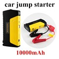 Whole-sales Car JumpStarter 10000mAh Emergency Mobile Power Bank Charge12V Used for Petrol/Diesel Car/Motorcycle/Digitals