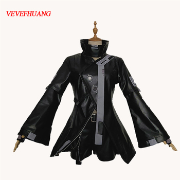VEVEFHUANG Game Arknights Cosplay Costume Lappland Outfit Full Suit Adult Women Cosplay Halloween Carnival Costumes 1