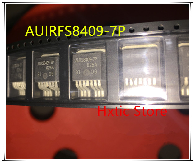 10PCS/LOT AUFS8409-7P AUIRFS8409-7P IRFS8409-7P FS8409-7P TO263-7 HEXFET Power MOSFET 40V/240A