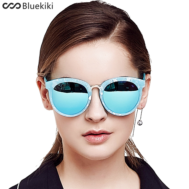 480e02b035 KIKI Women Polarized Sunglasses Retro Round Frame Design UV Mirror Fashion  Driving Sun Glasses Style Gafas de sol Feminino