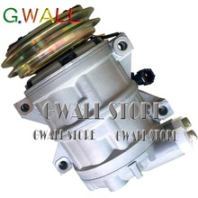 High Quality A/C AC Compressor For Nissan Nivara 2.5 dCi 2005- 2006- 506012-0340 92600-VK500 92600-VK510 3V820-45010 3V970-45010