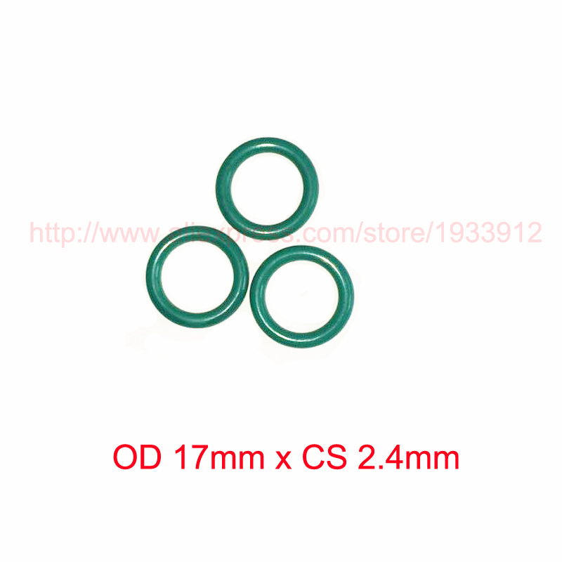 OD 17mm x CS 2 4mm viton fkm rubber o ring o rings oring sealing in Gaskets from Home Improvement