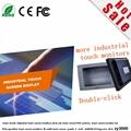new stock hot sale 5pcs/lot 8.9 inch 16:10 resistive  touch screen panel replacement touch screen panel
