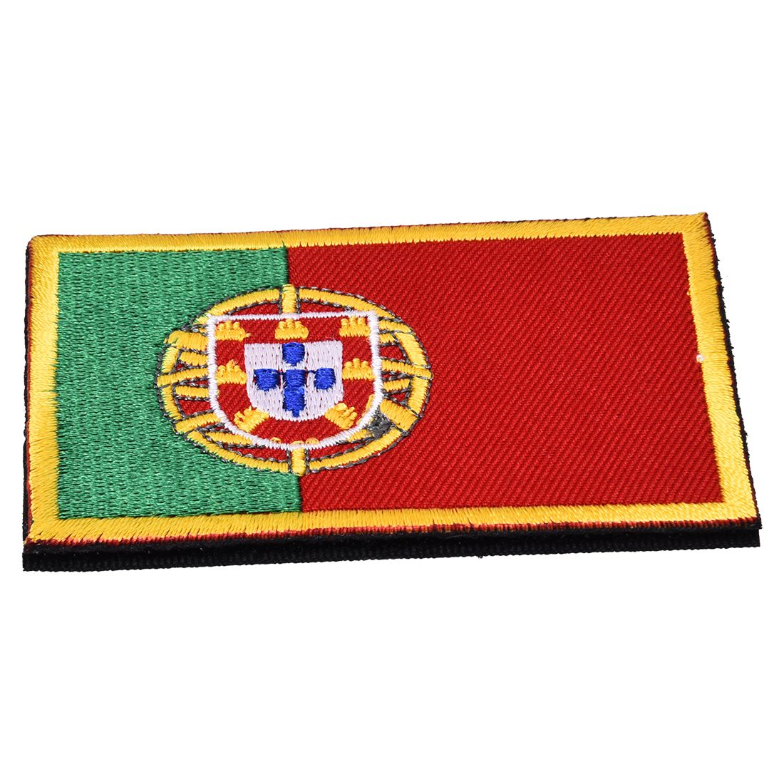 Leather Keyring Engraved Coimbra City Portugal Flag
