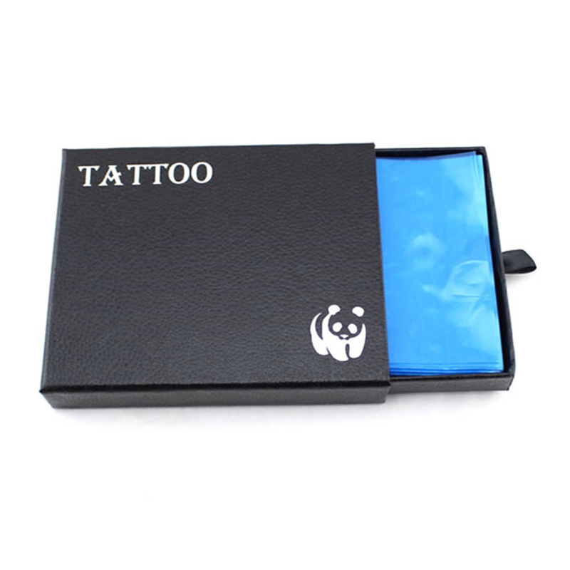 200Pcs/Box Tattoo Machine Sleeves Bags Supply Disposable Covers Bags for Tattoo Machine Professional Tattoo Accessory 200Pcs/Box Tattoo Machine Sleeves Bags Supply Disposable Covers Bags for Tattoo Machine Professional Tattoo Accessory