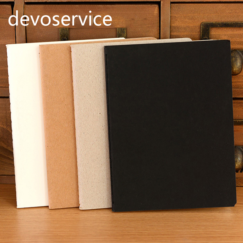 Free shipping 1pcs vintage notebook business stationery kids gift sketchbook paper journal notepad diary planner school