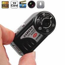 Q5 Wifi DVR Inalámbrico Cámara IP IR de La Visión Nocturna Del Coche Portable Monitor de Cámara cámara de Vídeo Grabadora de Detección