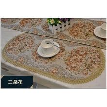 60*30 cm Hohe Qualität Tischset Deckchen wärmedämmendes Geschirr Tischset Kühlung Bahn Schüssel Pad Matte Dekoration zubehör 6zb005