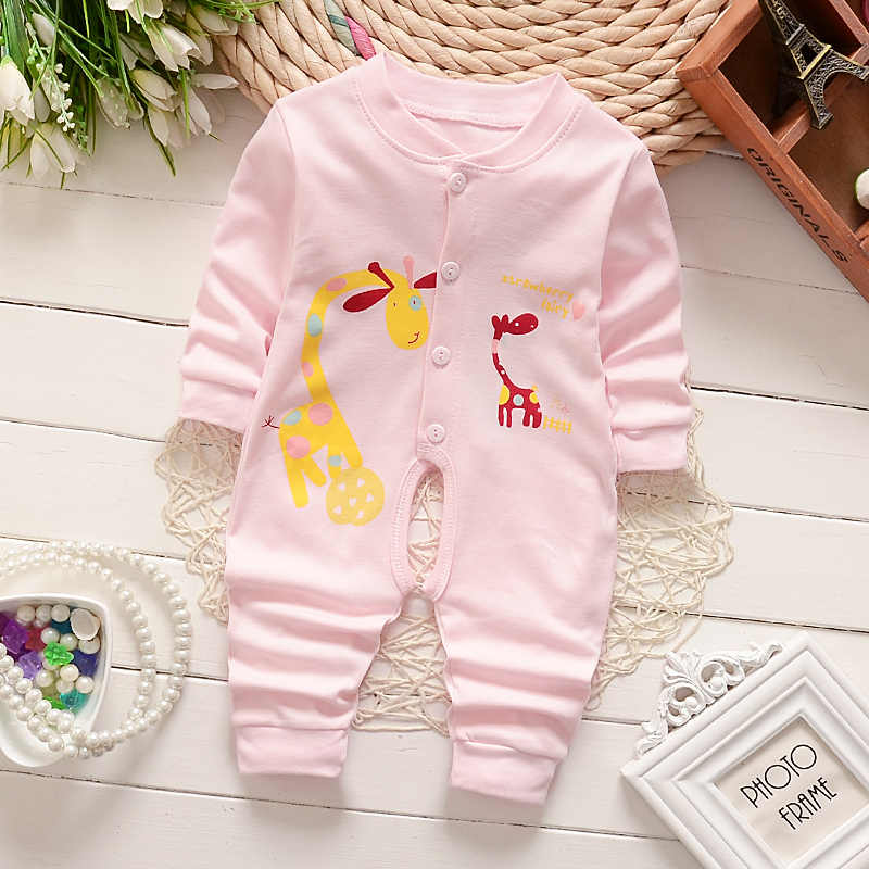 91a1f58659ac6 ... PMGZGLY Summer Baby Rompers Brand Baby Costumes Baby Boys Girls Clothes  3 6 9 Months Cute ...