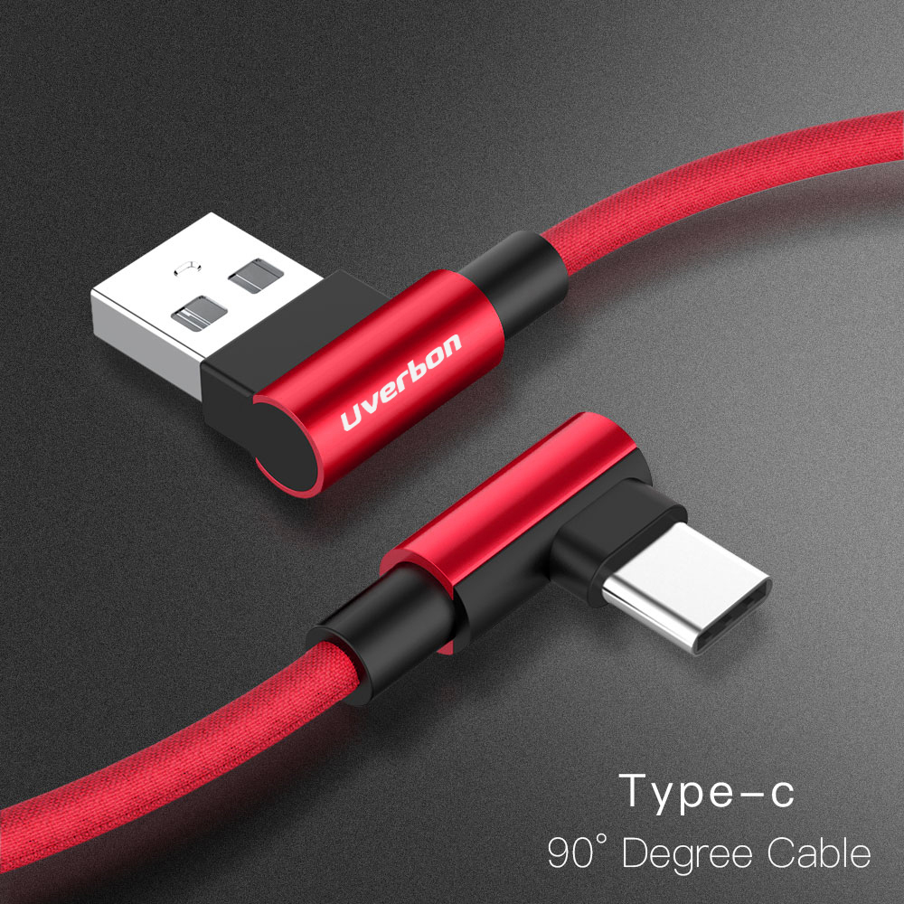 Precise Topk L-type Led Magnetic Usb Cable For Xiaomi Redmi Note 7 Usb Type C Cable For Samsung S10 Galaxy Note 9 S9 S8 Usb C Cable Products Hot Sale Cellphones & Telecommunications