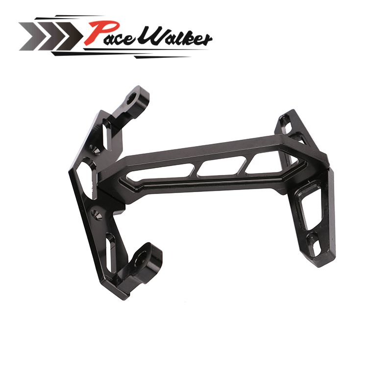 For HONDA MSX125 MSX300 Motorcycle CNC License Plate Bracket Holder Tail Tidy