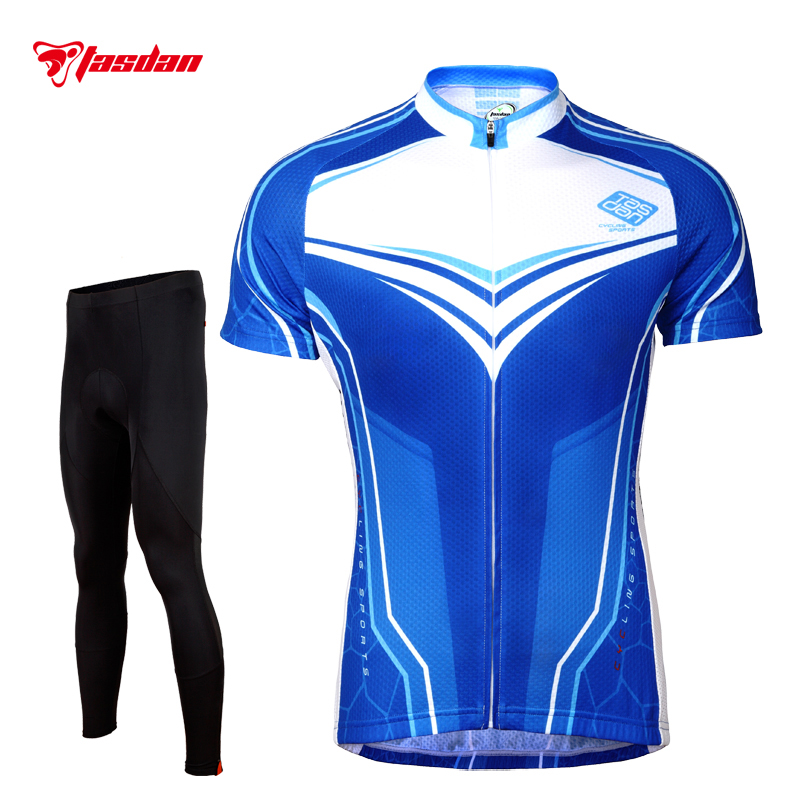 Tasdan Cycling Jersey Sets Men Bicycle Wear Sportswear Cycling Clothings Men's Tight Pants Cycling Accessories цена и фото